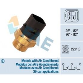 FAE 37980 - TERMOCONTACTO VENTILADOR 2 VELOCI