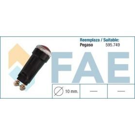 FAE 98601 - LUZ CONTROL ROJA