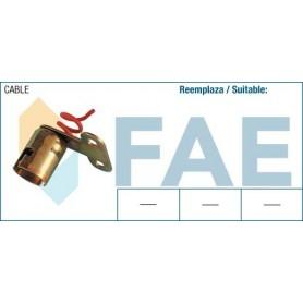 FAE 98802 - PORTALAMPARA BA15S 1 POLO