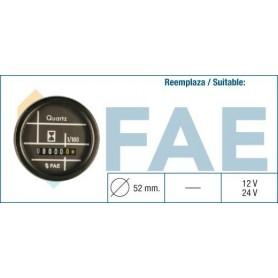 FAE 99470 - CUENTA HORAS ELECTRONICO 12/24V