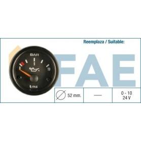 FAE 99550 - MANOMETRO.24V.10KG.