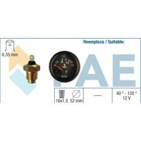FAE 99810 - KIT TERMOMETRO AGUA