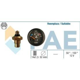 FAE 99840 - KIT TERMOMETRO ACEITE 12V 14x1.5