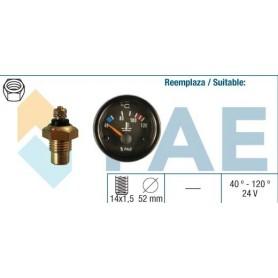 FAE 99850 - KIT TEMPERATURA AGUA 120º 24V 14x1.5