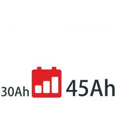 Baterías de 30Ah a 50Ah