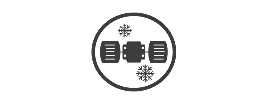 Electroventilador centrífugo