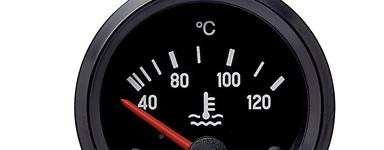 Reloj Temperatura Agua/Aceite