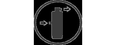 Filtro Secador, aire acondicionado