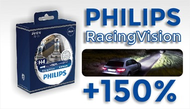 Philips Racing Vision