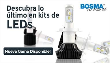 Kits H7 - H1 Leds